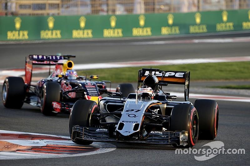 Анализ: могла ли Force India одолеть Red Bull?