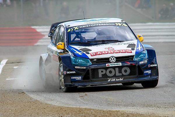 Kristoffersson and Marklund to drive for new Volkswagen RX Sweden team