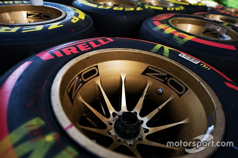 La Pirelli annuncia le tre mescole per il Gp d'Australia