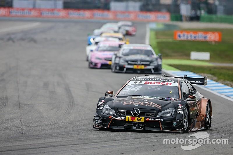 В Mercedes не будут отказываться от командной тактики в DTM