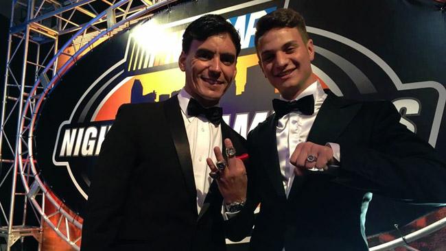 NASCAR Whelen: Ercoli premiato a Charlotte