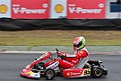 No kart, equipe de Fittipaldi reúne pilotos de 16 a 44 anos