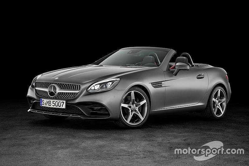 Mercedes SLC-klasse: instapcabrio moet flink vermogen inleveren