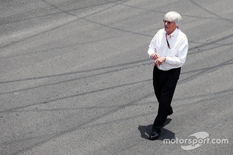 Ecclestone allontana il GP di Germania per il 2017