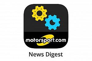 Motorsport.com startet Newsletter-App!