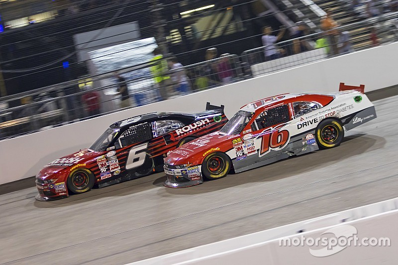 Roush Fenway Racing's Xfinity teams get new crew chiefs