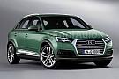 Une vision du futur Audi Q3 2018
