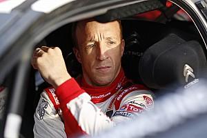 WRC 突发新闻 雪铁龙确定米克和勒弗伯雷在蒙特卡罗出战