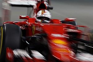 Formula 1 Interview Scuderia Ferrari – Sebastian Vettel's Christmas
