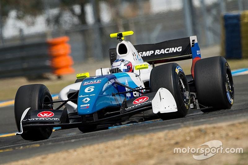 Оруджев останется с Arden в Формуле 3,5 V8