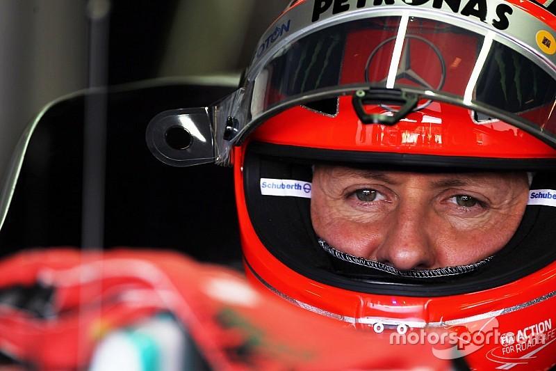 Manager: 'Claims over Schumacher's herstel geven valse hoop'
