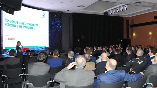 Petronas - Bosch: una partnership di qualità