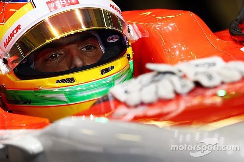 Merhi continua a sperare in un futuro in Formula 1