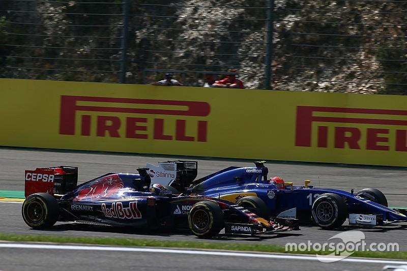 Verstappen dice que la poca potencia del motor está detrás de sus adelantamientos