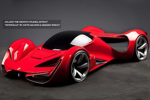 Automotivo Conteúdo especial Ferrari faz concurso de conceito de carro para 2040