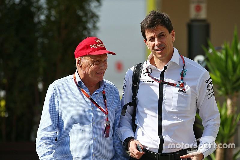 Niki Lauda: Die ersten Rennen werden entscheidend
