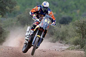 Dakar Analyse Dakar: startnummer 1 voor het grijpen bij de motoren