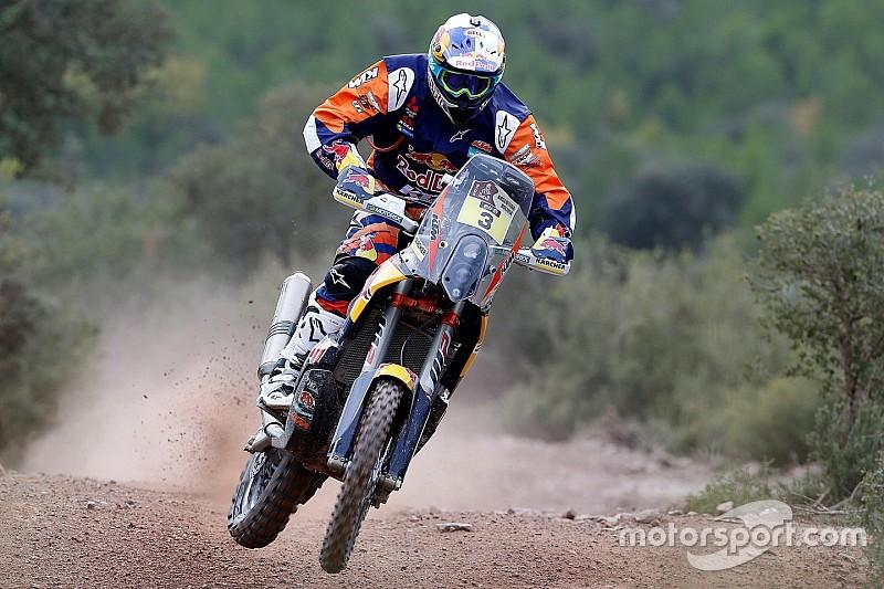Dakar: startnummer 1 voor het grijpen bij de motoren
