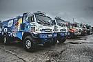 21 quads y camiones