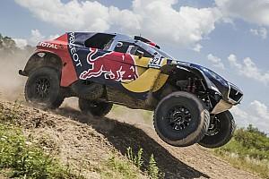 Dakar Preview Red Bull Desert Wings await Dakar starting pistol