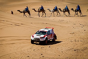 Dakar Special feature A look back on the origins of the Dakar Rally