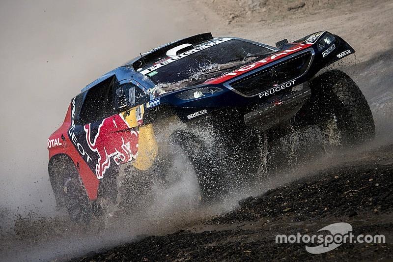 Se suspende una etapa del Dakar