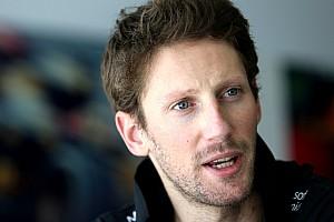 Formula 1 Interview Grosjean interview: