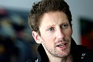 Grosjean interview:
