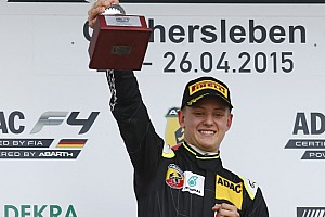 Formula 4 Noticias de última hora El hijo de Schumacher negocia con equipo asociado a Ferrari