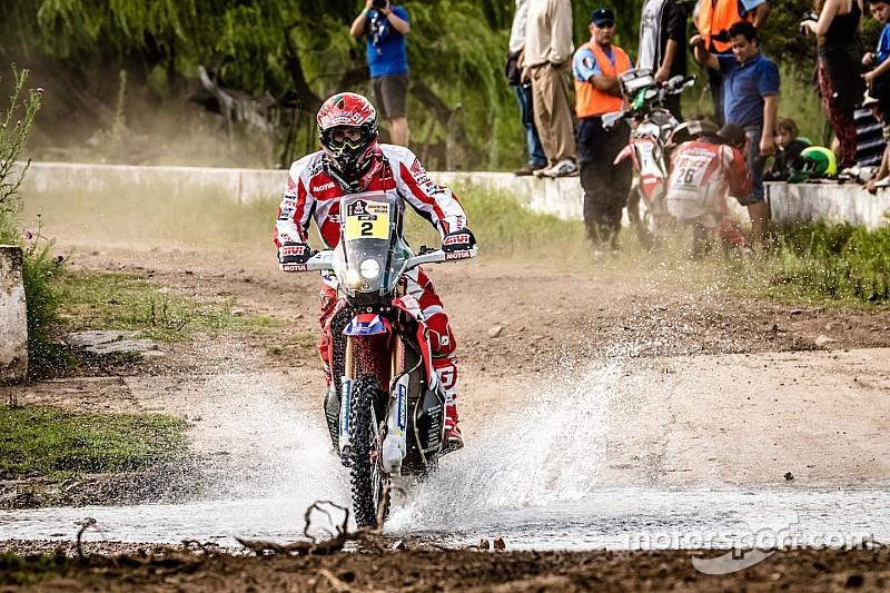 "Goncalves, líder gracias a que su moto ha sido ""perfecta"""