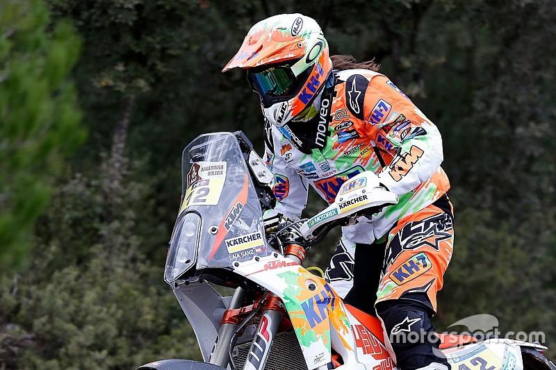 Санс: Мотоциклисты обязаны помогать друг другу