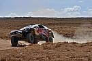 Loeb impressionné par la vitesse de la Peugeot 2008 DKR