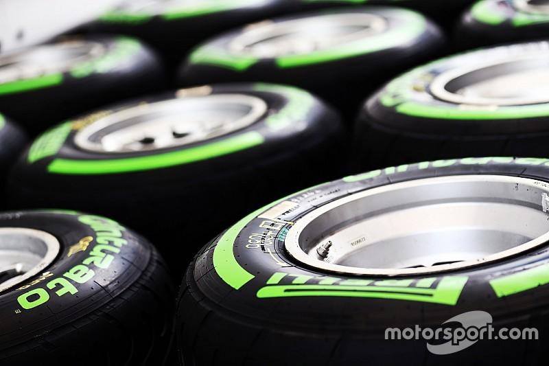 Ferrari, Red Bull e McLaren vão testar pneus de chuva