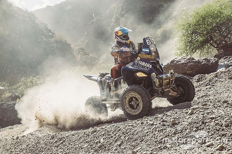 Dakar, Quad, Tappa 8: i Patronelli ancora a braccetto