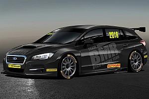 BTCC Breaking news Subaru links up with Team BMR for BTCC debut