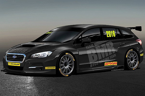 BTCC Ultime notizie Subaru debutta nel BTCC con il Team BMR