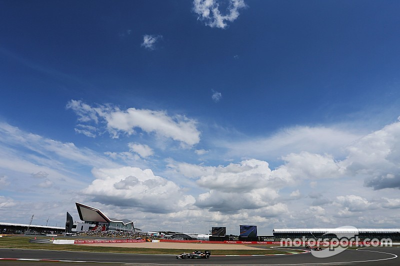 Silverstone set for public two-day F1 test in July