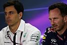 Wolff défend le refus de Mercedes de motoriser Red Bull