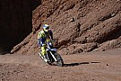 Pedrero crash rounds a dismal stage 10 for Sherco TVS