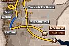 Dakar, Tappa 11: start a La Rioja, arrivo a San Juan
