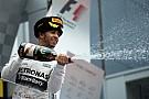 F1 beëindigt samenwerking met champagnemerk Mumm