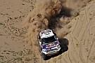Dakar auto's: Al-Attiyah wint, Loeb heeft mazzel
