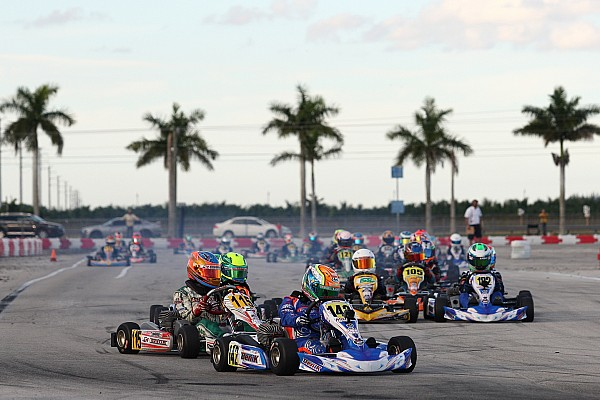 Winter karting season kicks off