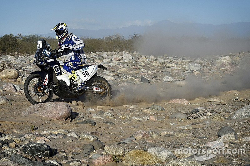 """Dakar, Cerutti: """"Tappa WRC? Non era molto tranquilla"""""""
