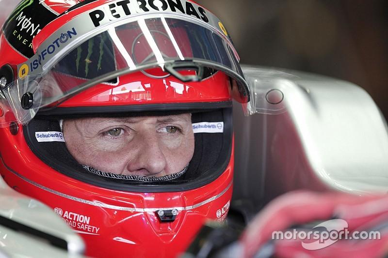 Todt diz que é doloroso ver Schumacher desde acidente