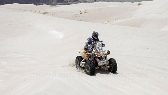 """Dakar, Picco: """"La seconda settimana è stata tirata!"""""""