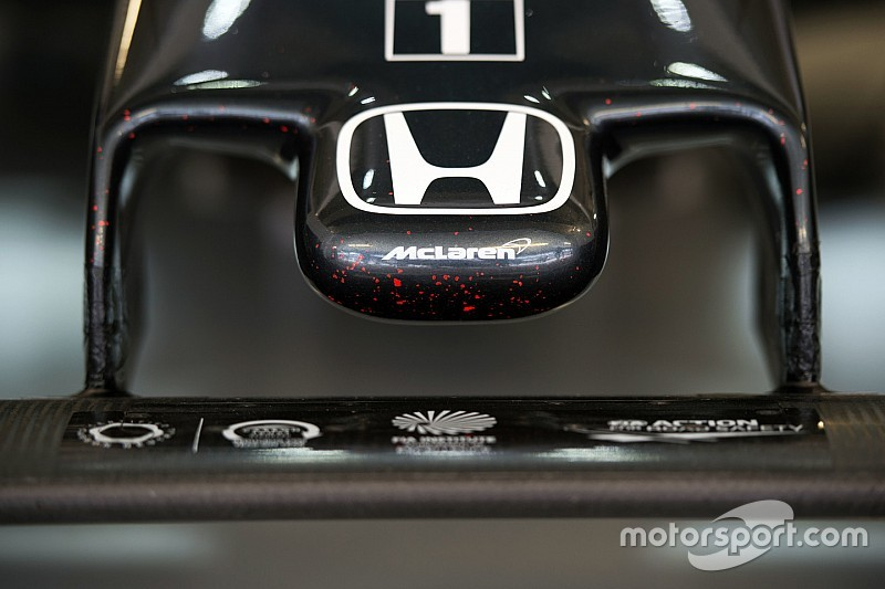 McLaren reveals 2016 F1 car launch date