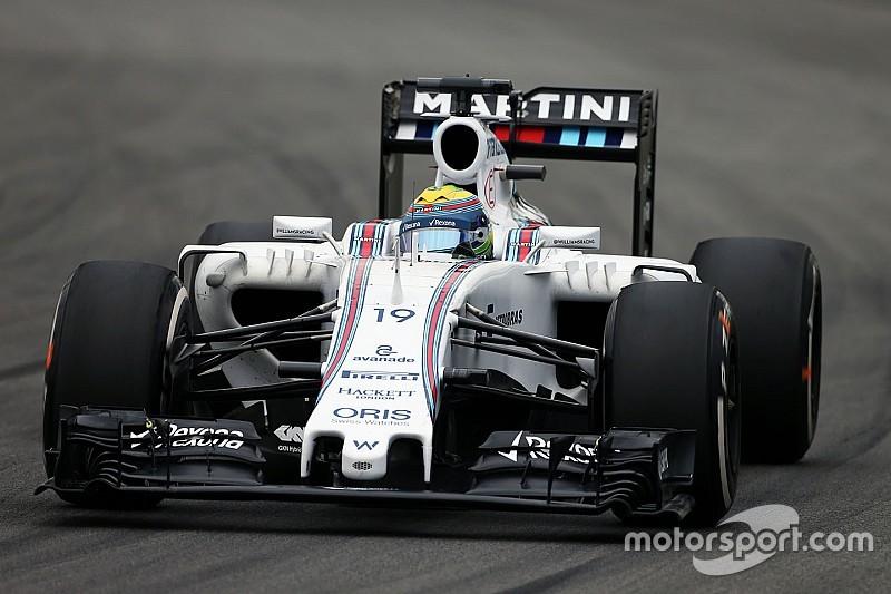 "Williams todavía necesita ""avances sorprendentes"", asegura Massa"