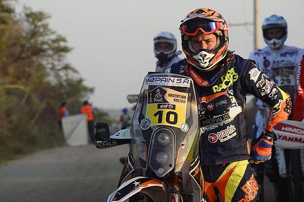Dakar Intervista Dakar, Pain: