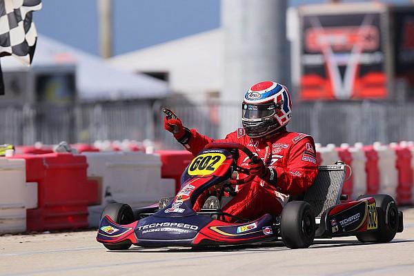 Kart agita fim de semana em Miami; brasileiros se destacam